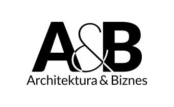 A&B logotyp maly format ponizej 2 cm
