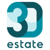 LOGO 3d estate_Obszar roboczy 1